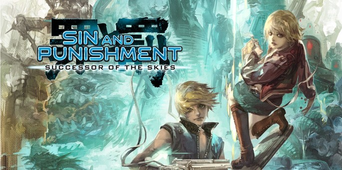 Sin and Punishment Successor of the Skies - Juegos de Nintendo Wii