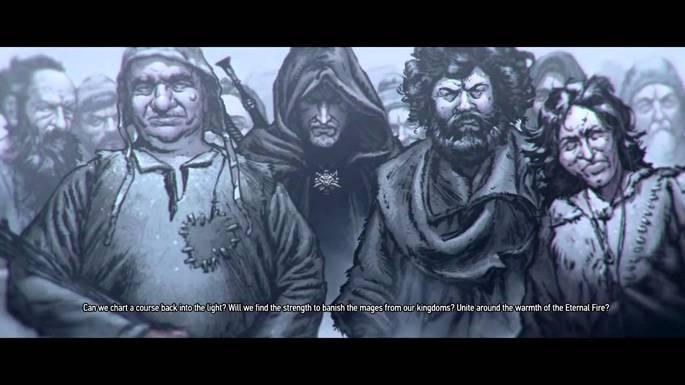 Sin pantallas de carga The Witcher 3 mods