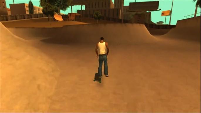 Skateboarding Mod