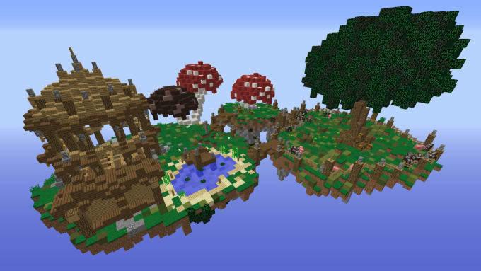 SkyBlock Servidor Minecraft