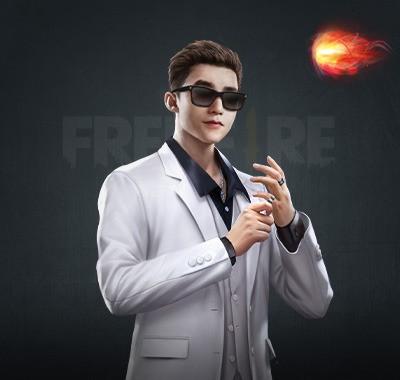 Skyler - Mejores personajes de Free Fire