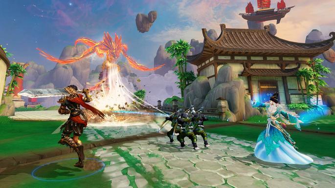 Smite - Juegos multijugador PS4
