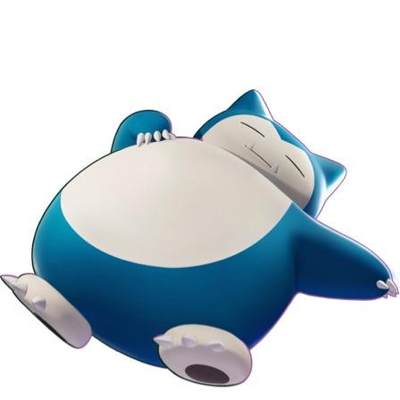 Snorlax Pokemon Unite