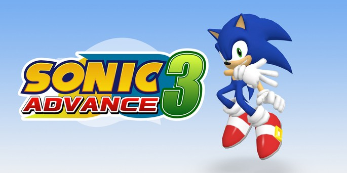 Sonic Advance 3 - Mejores juegos GBA