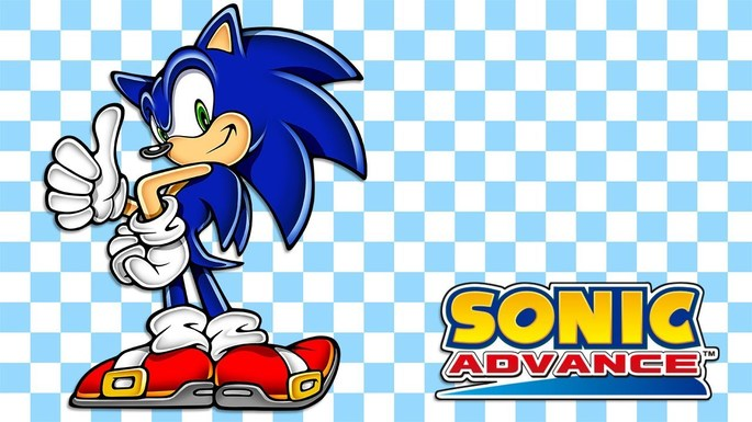 Sonic Advance - Juegos de Sonic