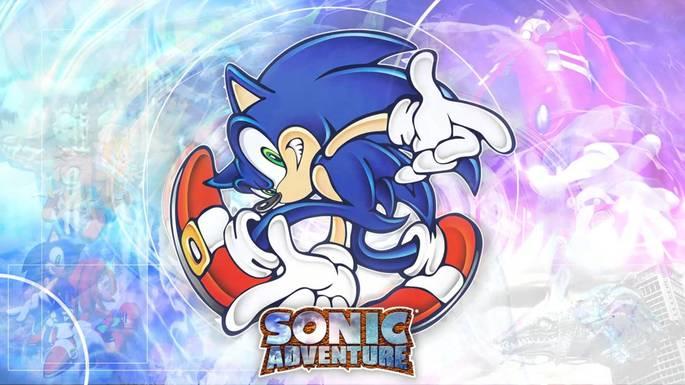 Sonic Adventure - Juegos de Sonic