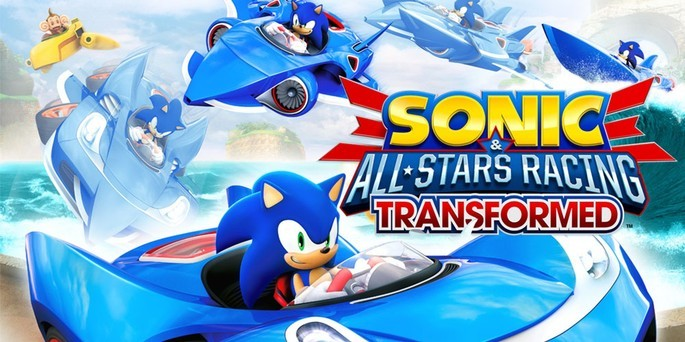 Sonic & All-Stars Racing Transformed - Juegos de Sonic