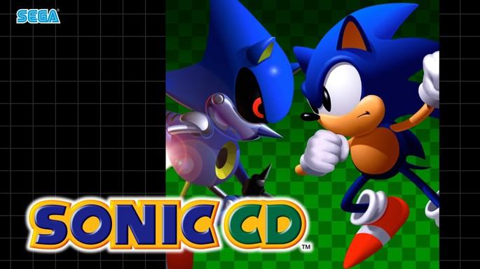 Sonic CD - Juegos de Sonic