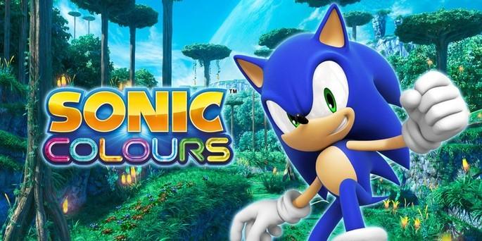 Sonic Colors - Juegos de Nintendo Wii