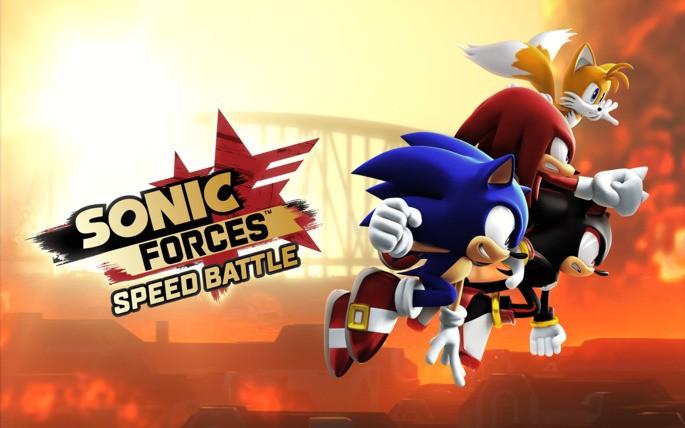 Sonic Forces Speed Battle - Juegos de Sonic