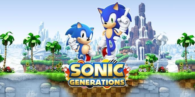 Sonic Generations - Juegos de Sonic