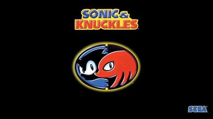 Sonic & Knuckles - Juegos de Sonic