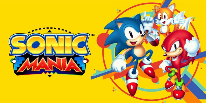 Sonic Mania - Juegos de Sonic