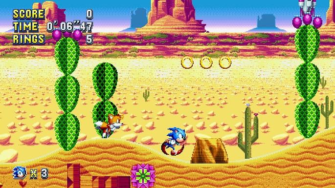 Sonic Mania - Juegos multijugador local PC