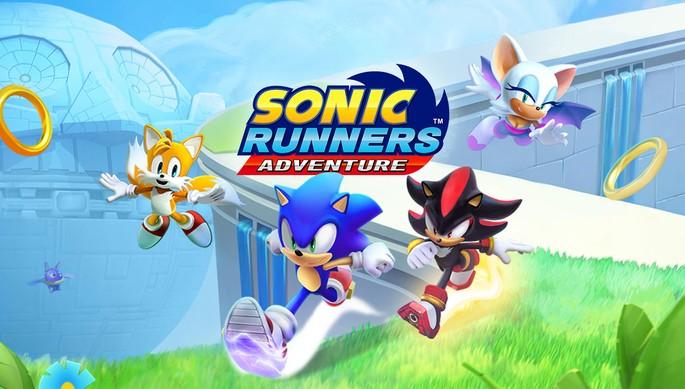 Sonic Runners Adventure - Juegos de Sonic