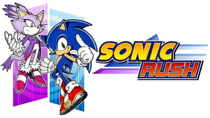 Sonic Rush - Juegos de Sonic
