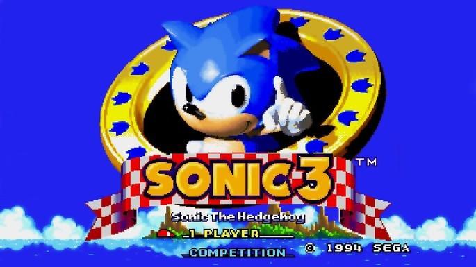 Sonic the Hedgehog 3 - Juegos de Sonic