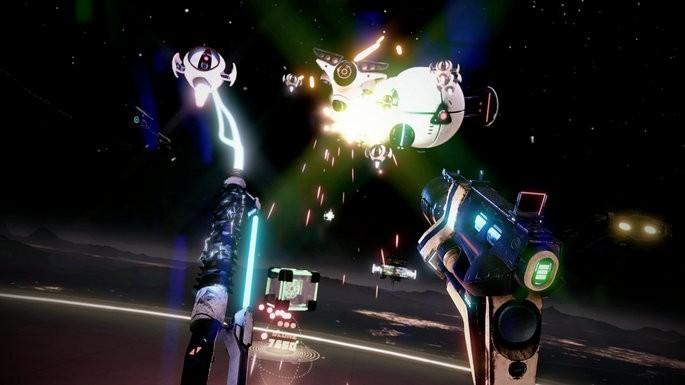 Space Pirate Trainer - Juegos VR