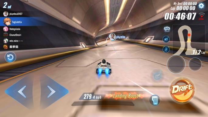 Speed Drifters: usa turbos, nitros y derrapes