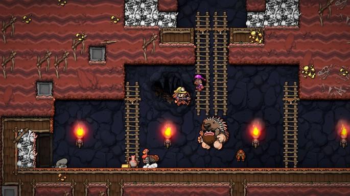 Spelunky 2 - Juegos multijugador local PC