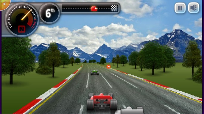 Sprint Club Nitro - Juegos FRIV y navegador