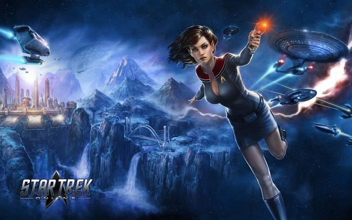 Star Trek Online - Juegos MMORPG gratis para PC