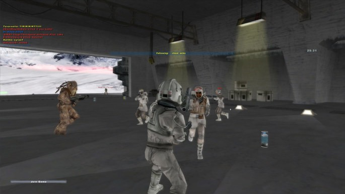 Star Wars Battlefront II 2005