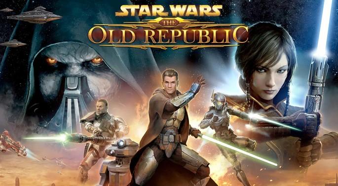Star Wars The Old Republic - Mejores juegos gratis para PC