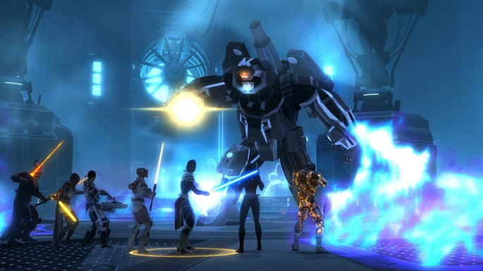 Star Wars The Old Republic gratis Steam