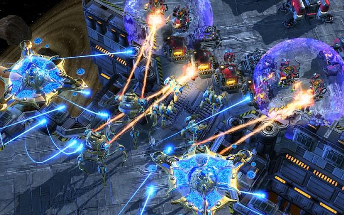 StarCraft II Wings of Liberty - Juegos de estrategia PC gratis