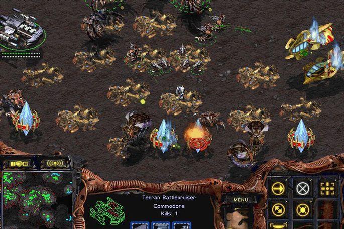 StarCraft - Juegos antiguos PC