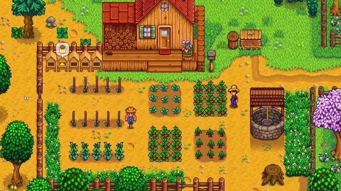 Stardew Valley - Juegos de simulación para PC
