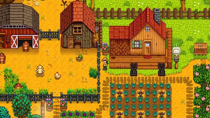 Stardew Valley - Juegos para PC sin Internet