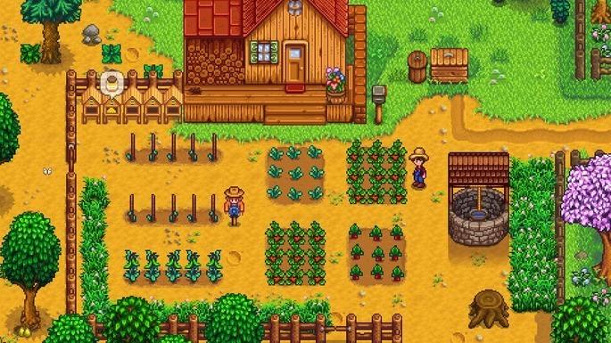 Stardew Valley - Mejores juegos indie