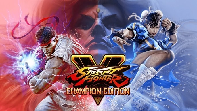 Street Fighter V - Juegos con crossplay