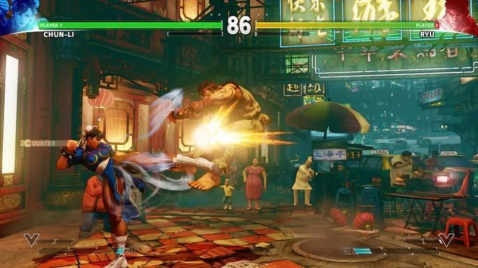 Street Fighter V juegos de lucha
