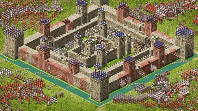 Stronghold Kingdoms - Juegos de estrategia PC gratis