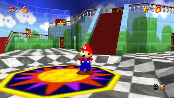 Super Mario 64 - Juegos FRIV y de navegador