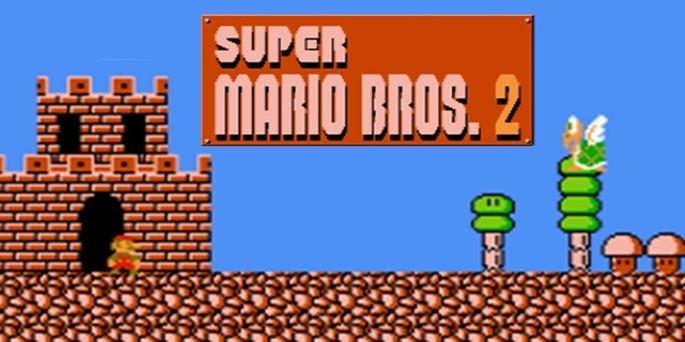 Super Mario Bros The Lost Levels - Juegos más difíciles