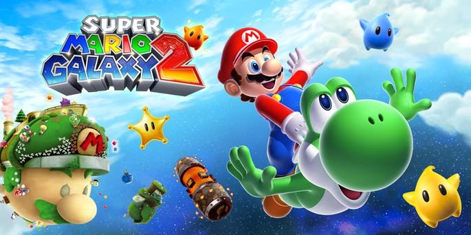 Super Mario Galaxy 2 - Juegos de Nintendo Wii