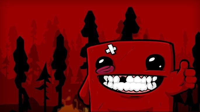 Super Meat Boy - Mejores juegos indie