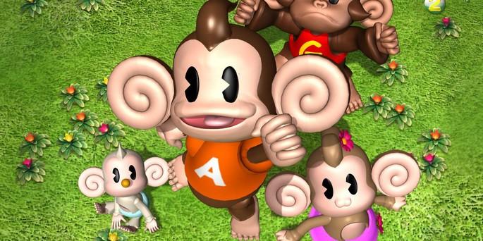 Super Monkey Ball 2