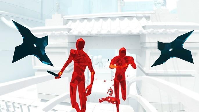 Superhot - Mejores juegos indie