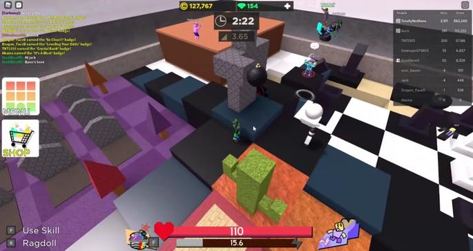 Supervivencia de Bombas - Juegos divertidos de Roblox