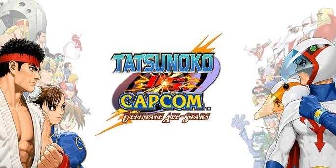 Tatsunoko VS Capcom Ultimate All-Stars - Juegos de Nintendo Wii