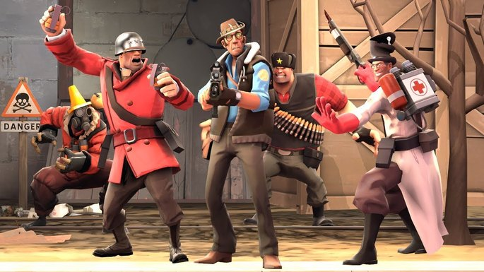 Team Fortress 2 - Mejores juegos para PC