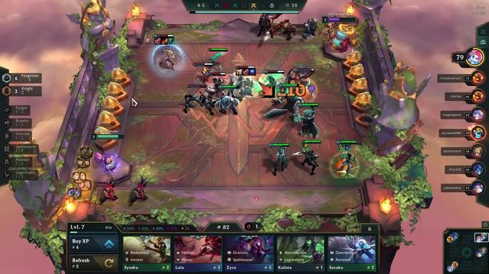 Teamfight Tactics gratis