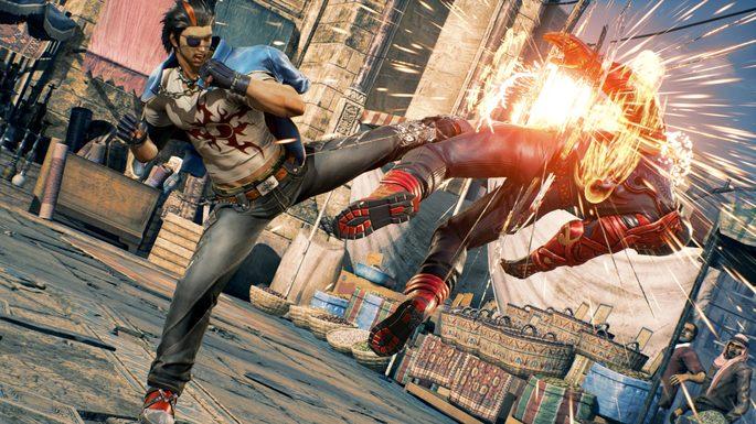 Tekken 7 - Juegos multijugador PS4