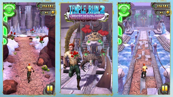 Temple Run 2 - Juegos para Android sin Internet