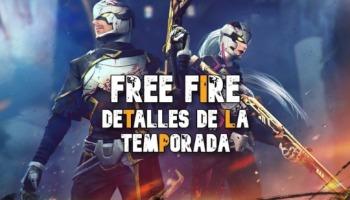 Conoce los detalles de la 20ª temporada de Free Fire